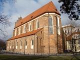 Kościół z zewnątrz
